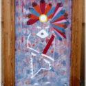 Paintings by local artist Floyd Dwiggins